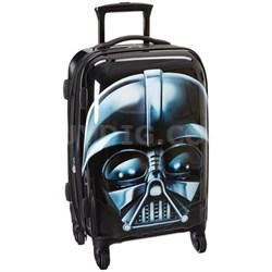 """21"""" Hardside Spinner Suitcase Luggage - Star Wars Darth Vader"""