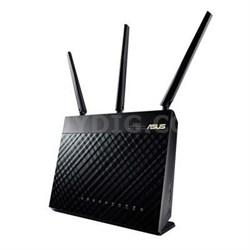 Dual-Band Wireless AC1900 Gigabit Router - RT-AC68U