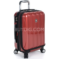 Helium Aero International Carry On Expandable Spinner Trolley (Red) - 07640RD