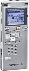 WS-500M Digital Voice Recorder (Silver) (Olympus Factory Refurbished)