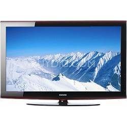 "LN19A650 - 19"" High-definition LCD TV w/ USB 2.0 Port (Black)"