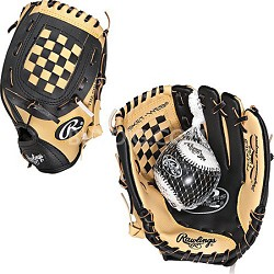 Playmaker Series PL195CB Youth Baseball Glove (9.5-Inch Right Hand Throw)
