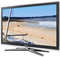 "UN46C6500 - 46"" 1080p 120Hz 1.1 inch thin LED HDTV 5,000,000:1 Dynamic Contrast"