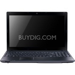 Aspire AS5336-2524 Notebook Intel Celeron Processor 900