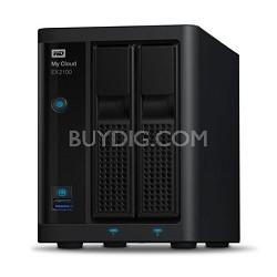 12TB My Cloud Expert Series EX2100