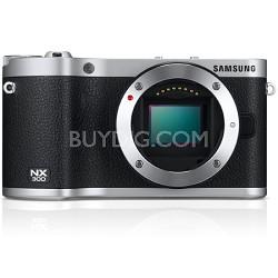 NX300 20.3 MP Digital Camera - Black - OPEN BOX