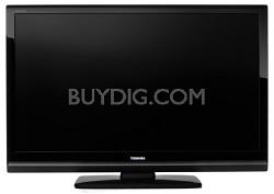 "52XV545U - 52"" REGZA 120Hz High Definiton 1080p LCD TV"