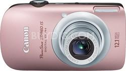 PowerShot SD960 IS Digital ELPH Digital camera 12.1 Megapixel pink