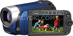 FS300 Flash Memory Camcorder Blue