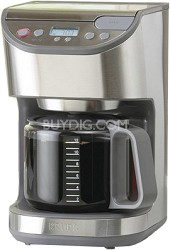 10-Cup Designer Coffee Maker