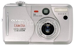 C-50 Refurbished Digital Camera - OPEN BOX