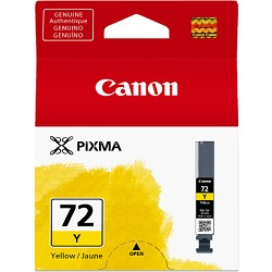 PGI-72 Yellow Pigment Ink Catridge for PIXMA PRO 10 Printer