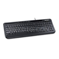 Wired Keyboard 600 in Black - ANB-00001