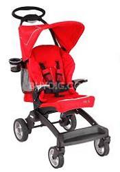 Cielo Evolution Stroller (Flame)