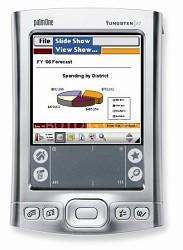 Tungsten E2 Color Handheld Organizer