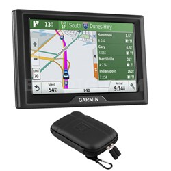 Drive 50LMT GPS Navigator (US Only) - 010-01532-0B with GPS Case Bundle