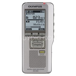 DS 2500 2 GB Voice Recorder - Silver