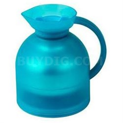 Trendy 1 Quart Carafe, Blue