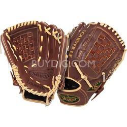 12-Inch FG 125 Series Baseball Infielders Glove Right Hand Throw - Brown