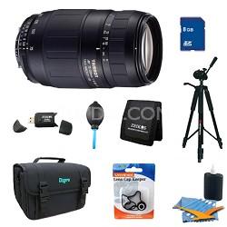 75-300mm F/4-5.6 LD FS=62 AF Lens Pro Kit For Pentax & Samsung SLR
