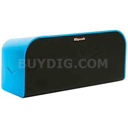 Music Center KMC 1 Portable Speaker System - Blue - REFURBISHED