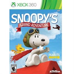 Peanuts Movie Snoopys GA X360