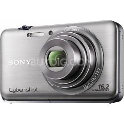 Cyber-shot DSC-WX9 Silver Digital Camera - OPEN BOX