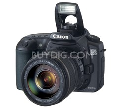 EOS 20D DIGITAL SLR Camera and EF-S 18-55mm Kit with USA Warranty!