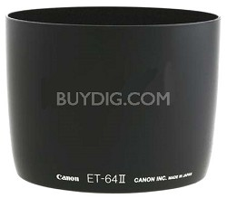 ET-64II Lens Hood for Canon  EF 75-300 f/4-5.6 IS USM