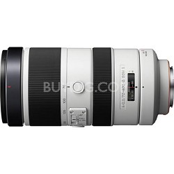 SAL70400G2 G Series 70-400mm f/4-5.6 Super Telephoto A-Mount Lens