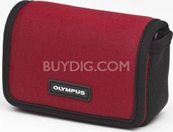 Neoprene Sport Horizontal Camera Case (Red)