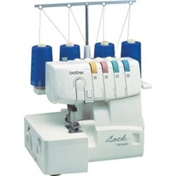 3 or 4 Thread Serger with Easy Lay In Threading with Differential Feed - 1034D