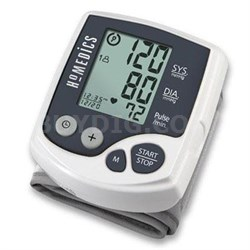 H Auto Wrist BP Monitor