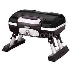 CGG-180TB Gourmet Portable Gas Grill, Petit, Black