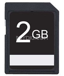 2GB SDHC Class 10 High Speed Memory Card