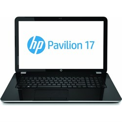 "Pavilion 17.3"" 17-e130us Notebook PC - AMD Quad-Core A6-5200 Acc - OPEN BOX"