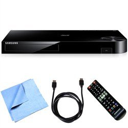 BD-H6500 - Smart Blu-ray Player with 4K Up-scale WiFi 3D Bundle
