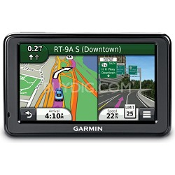 nuvi 2555LMT 5-Inch Advanced GPS w/ Lifetime Map &Traffic - Factory Refurbished