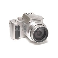 Lumix DMC-FZ10S  Digital Camera - SILVER