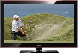 "PN58A650 - 58"" High-definition 1080p Plasma TV"