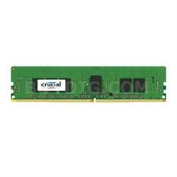 4GB Single DDR4 2133 PC4 2133 ECC 288-Pin Server Memory - CT4G4RFS8213