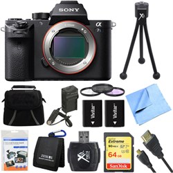 a7S II Alpha 7S II Full-frame Mirrorless Interchangeable Lens Camera 64GB Bundle