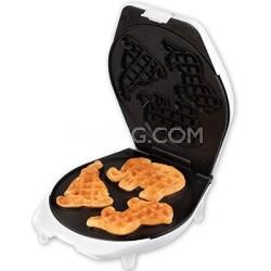WM-3 Circus Waffle Shape Maker