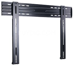 """LL11B - HDpro Super Slim Flat Wall Mount for 37"""" - 70"""" TVs (sits .55"""" from wall)"""