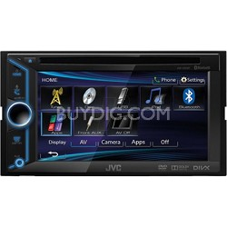 "KWV20BT 6.1"" Display Multimedia Receiver"