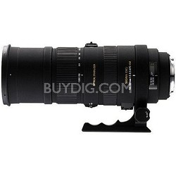 150-500mm F/5-6.3 APO DG OS HSM Autofocus Lens For Nikon