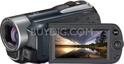 VIXIA HF R10 Dual Flash Memory HD Camcorder Black