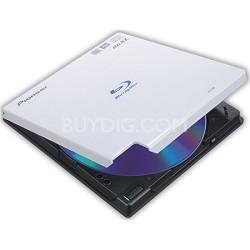 BDR-XD05W Slim External Blu-Ray Writer