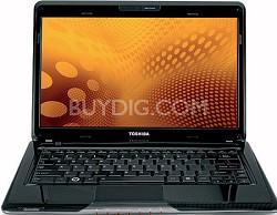 "Satellite T135-S1305 13.3"" Notebook PC - Nova Black"