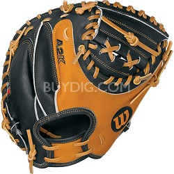 """2013 A2K Pudge Mitt - Right Hand Throw -  Size 32.5"""""""